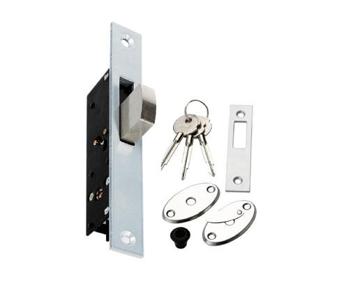 Lock set with Cross key cylinder_SF-RDBS05 – Imperial Hardware